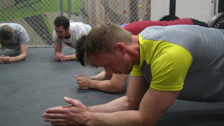 Improve Your Hip Mobility And Core Strength